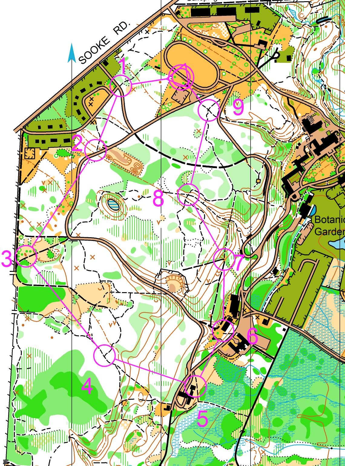 What is orienteering map symbols are standardized by the iof and designed to be readable by any competitor no matter his background or native tongue biocorpaavc