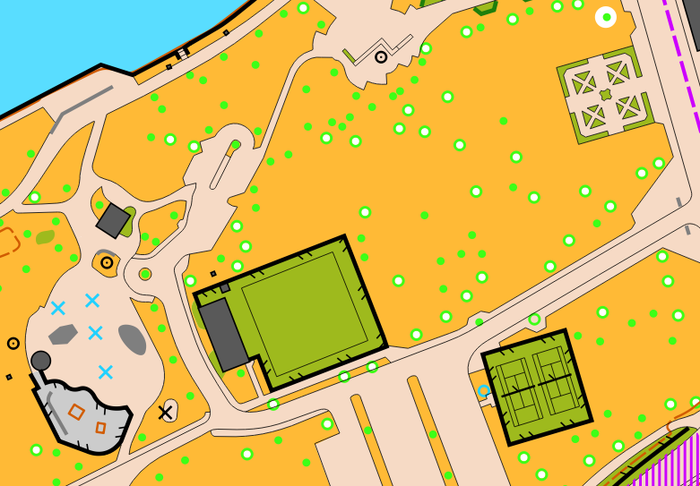 Map Sample - City Park